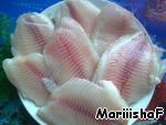Царская рыбка ингредиенты