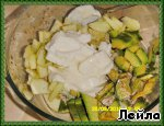 Салат из курицы и авокадо ингредиенты