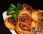 Пирожки со вкусом чебуреков ингредиенты