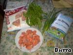 Расстегай для Куршавеля ингредиенты