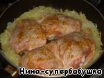 Курица по-дачному ингредиенты
