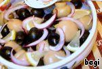 """Маслины """"Праздничные"""" ингредиенты"""