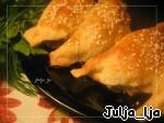 """Закусочные слойки с начинкой """"Жульен"""" ингредиенты"""
