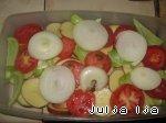 Шашлык из овощей ингредиенты