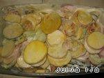 Шашлык из овощей Картофель