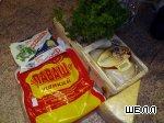 Праздничный рулет ингредиенты