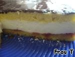 Торт с творожным кремом ингредиенты