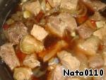 Мясо в сладком соусе ингредиенты