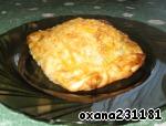 """фото Мини-пироги  из лаваша """"Юрта"""""""