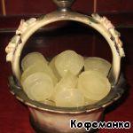 Лимонные кубики льда ингредиенты