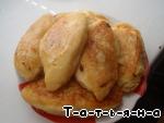 Картофельные зразы с капустой ингредиенты