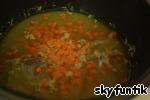 Гороховый суп в мультиварке ингредиенты