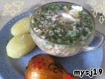 Домашний квас и окрошка ингредиенты