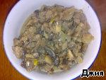 Паштет из грибов ингредиенты