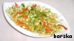 Салат из свежей капусты ингредиенты