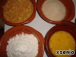 Сырные батончики Мука