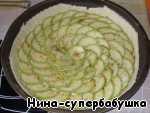 Кабачковый розан Яйцо