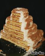 """Основа для торта """"7 стаканов"""" ингредиенты"""