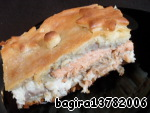 Рыбный пирог ингредиенты