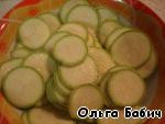 """""""Кабачки-мгновенно"""" ингредиенты"""