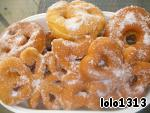 Фигурные пончики ингредиенты