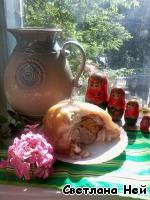 Рулет из свиной брюшины ингредиенты