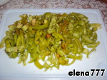 Желейный салат ингредиенты