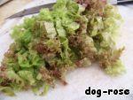 "Салат ""Green Crest"" ингредиенты"