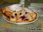 Бисквитный пирог</a> с фруктами ингредиенты