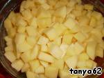 Баклажаны с картофелем в томатном соусе ингредиенты