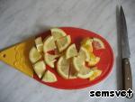 Блестящий лимонно-творожный кекс ингредиенты