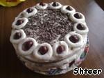 """Шварцвальдский вишневый торт """"Черный лес"""" ингредиенты"""