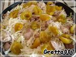 Пряный горшочек со свининой и капустой под хлебной корочкой Свинина