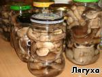 Грибы маринованные ингредиенты