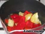 Сладкий маринованный перец ингредиенты