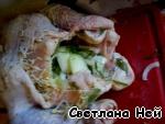 Курица с</a> сыром и травами ингредиенты