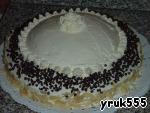 Торт шоколадно-сливочный ингредиенты