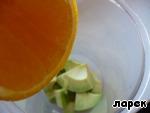 Стейк в ореховой панировке с соусом из авокадо ингредиенты