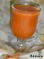 Томатный сок смешать с шашлычным соусом,сухими пряностями и солью...