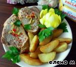 Запеченная свинина с ароматным картофелем quot;Субботний ужинquot; ингредиенты