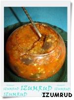 Аджика с баклажанами ингредиенты
