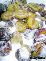 Варенье Шоколадная слива с лесными орешками ингредиенты