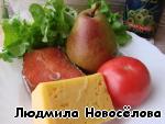 """Салат """"Эльдорадо"""" Сыр твердый"""