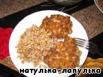 Котлеты из рубленого мяса ингредиенты