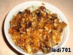 Витаминная смесь из сухофруктов и орехов ингредиенты