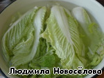 Кимчи ингредиенты