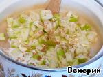 Овсяная каша с яблочно-коричным вкусом ингредиенты