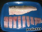 Маринованная рыба ингредиенты