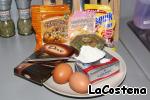 """Пирожное """"Шоколадный мишка"""" ингредиенты"""