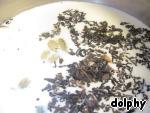 Мороженое из зеленого чая ингредиенты